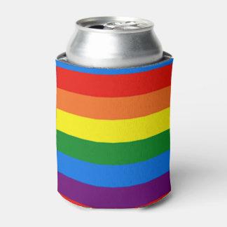 Personalizado de la ayuda del orgullo gay LGBT de Enfriador De Latas