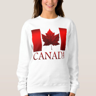 Personalizado de la camisa de la bandera de Canadá