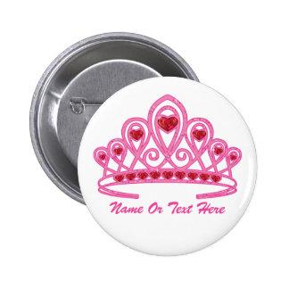 Personalizado de la corona de la belleza pin