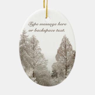 Personalizado de la decoración de los árboles de l ornaments para arbol de navidad