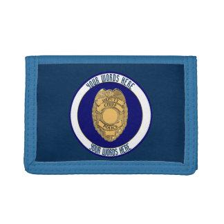 Personalizado de la insignia del jefe del diputado