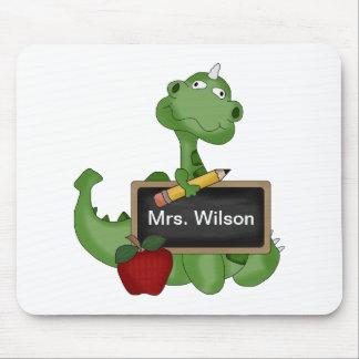 Personalizado de nuevo al regalo de la escuela mouse pad