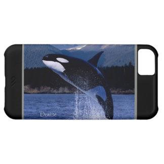 Personalizado de salto de la orca personalizado