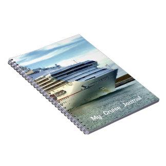 Personalizado del arco de diciembre cuadernos