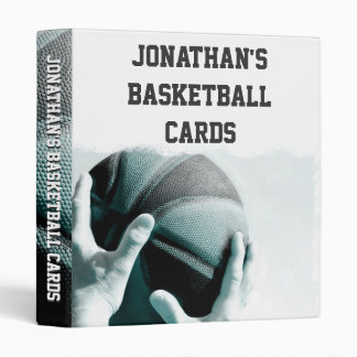 Personalizado del baloncesto del vintage