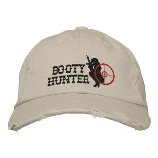 Personalizado del cazador del botín gorros bordados