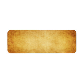 Personalizado del fondo del papel de la antigüedad etiquetas de remite