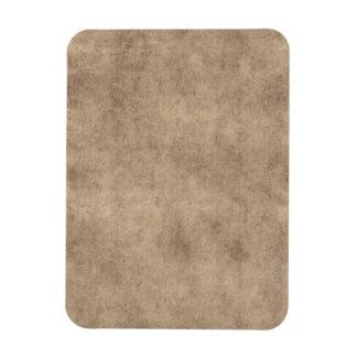 Personalizado del fondo del papel de la antigüedad iman de vinilo