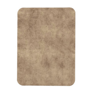 Personalizado del fondo del papel de la antigüedad imán de vinilo