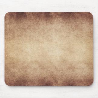 Personalizado del fondo del papel de la antigüedad tapete de raton
