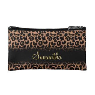 Personalizado del modelo del leopardo