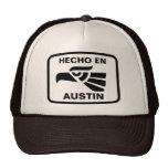 Personalizado del personalizado del en Austin de H Gorros