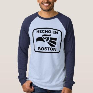 Personalizado del personalizado del en Boston de Camisas