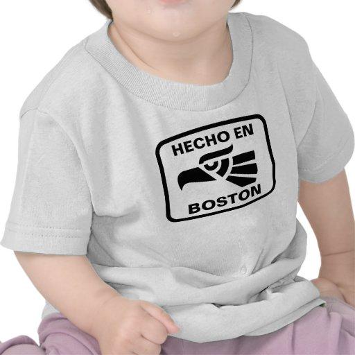 Personalizado del personalizado del en Boston de Camisetas