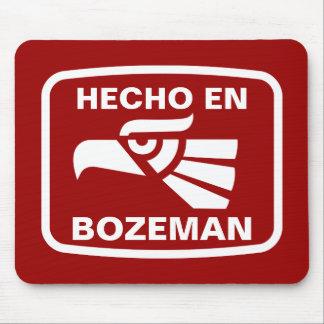 Personalizado del personalizado del en Bozeman de  Mousepad