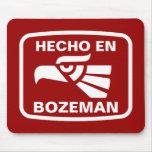 Personalizado del personalizado del en Bozeman de  Alfombrillas De Raton