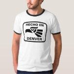 Personalizado del personalizado del en Denver de Playeras