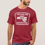 Personalizado del personalizado del en Houston de Playera