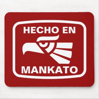 Personalizado del personalizado del en Mankato de  Alfombrillas De Ratones