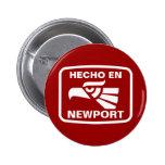 Personalizado del personalizado del en Newport de  Pin