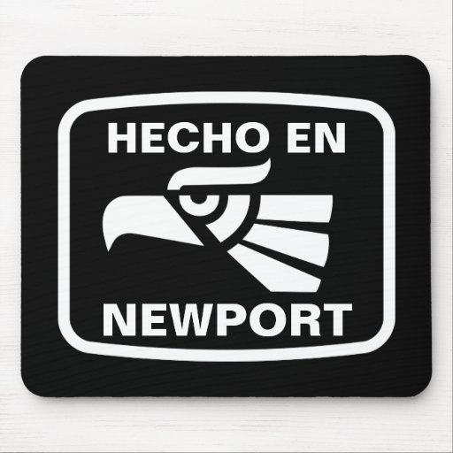 Personalizado del personalizado del en Newport de  Alfombrillas De Raton