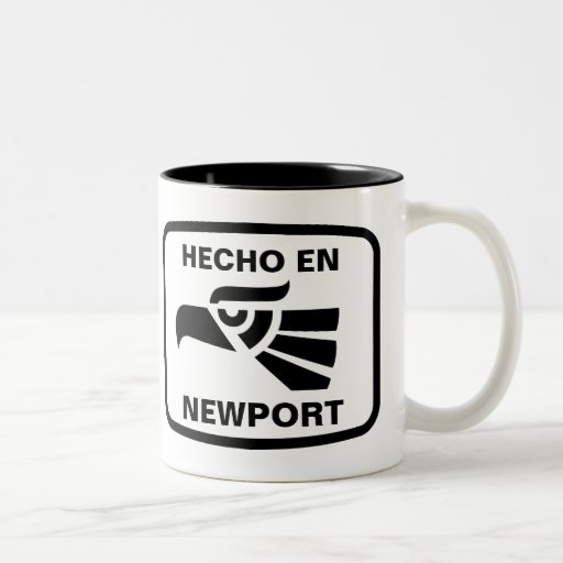 Personalizado del personalizado del en Newport de  Tazas