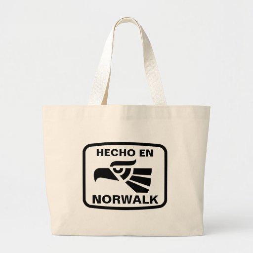 Personalizado del personalizado del en Norwalk de  Bolsa