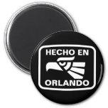 Personalizado del personalizado del en Orlando de  Imán De Frigorifico