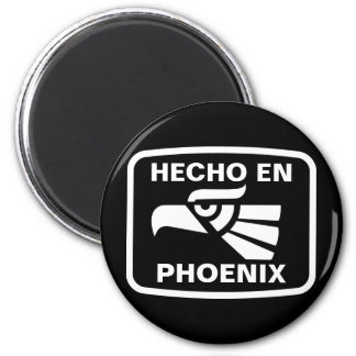 Personalizado del personalizado del en Phoenix de  Imán Para Frigorífico
