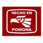 Personalizado del personalizado del en Pomona de Tarjetas Postales