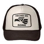 Personalizado del personalizado del en Roma de Hec Gorro