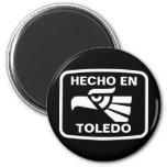 Personalizado del personalizado del en Toledo de H Imán De Nevera