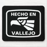 Personalizado del personalizado del en Vallejo de  Tapete De Raton