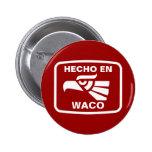 Personalizado del personalizado del en Waco de Hec Pin