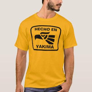 Personalizado del personalizado del en Yakima de Playera
