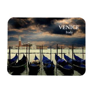 Personalizado del turismo del viaje de Venecia Imanes Flexibles