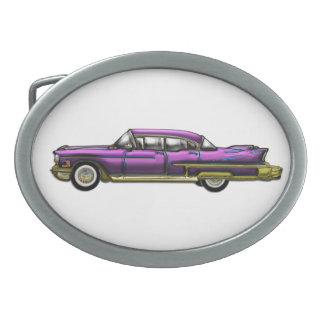 Personalizado del vintage Cadillac 1958 Fleetwood  Hebillas De Cinturon