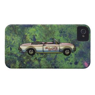 Personalizado del vintage Chevrolet 1964 Corvair iPhone 4 Funda