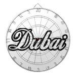Personalizado Dubai de la capilla del representant Tabla Dardos