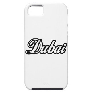 Personalizado Dubai de la capilla del representant iPhone 5 Funda
