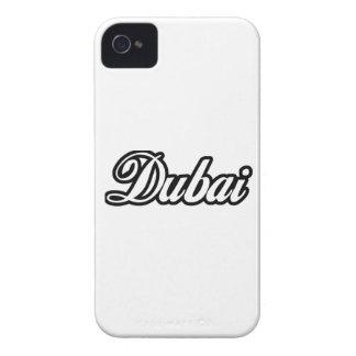 Personalizado Dubai de la capilla del representant Case-Mate iPhone 4 Carcasas