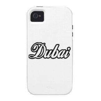 Personalizado Dubai de la capilla del representant iPhone 4 Fundas