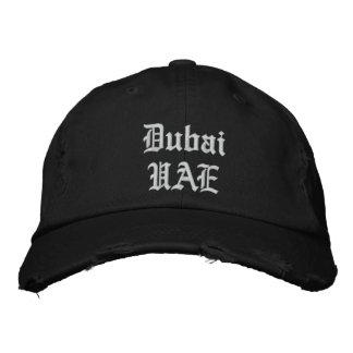 Personalizado Dubai de la capilla del representant Gorras De Beisbol Bordadas
