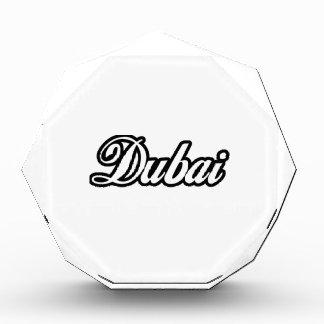 Personalizado Dubai de la capilla del representant