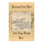 Personalizado envejecido del puerto del vintage  papeleria de diseño
