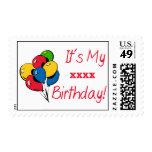 ¡Personalizado es mi cumpleaños XXX! (Rojo de los  Envio