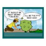 Personalizado extremo divertido del dibujo animado postales