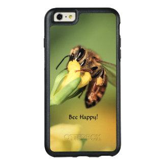 Personalizado floral de la miel de la diversión de funda otterbox para iPhone 6/6s plus
