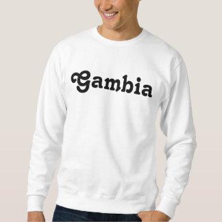 Personalizado Gambia de Africankoko Sudaderas Encapuchadas