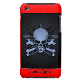 ¡Personalizado! GEN del TACTO de IPOD del cRoSsBoN Case-Mate iPod Touch Cárcasa
